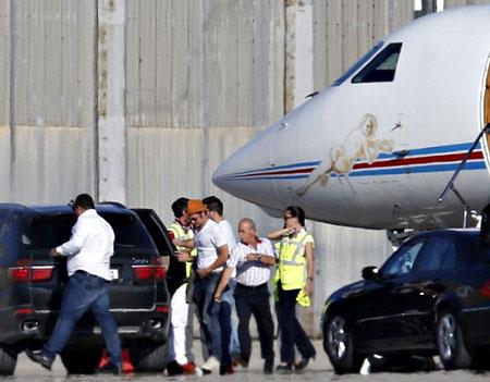 Angelina Jolie đã có mặt tại Malta vào tuần trước để chuẩn bị ghi hình bộ phim By The Sea.