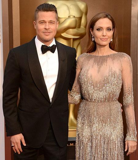 Angelina Jolie và Brad Pitt tiết lộ kịch bản bộ phim