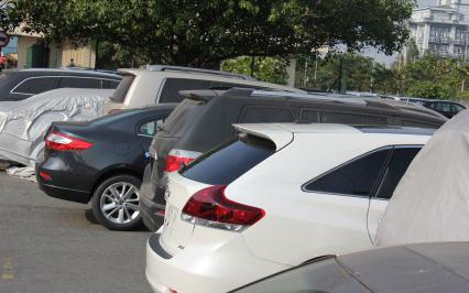 Truy thu thuế xe Việt kiều chưa đăng ký