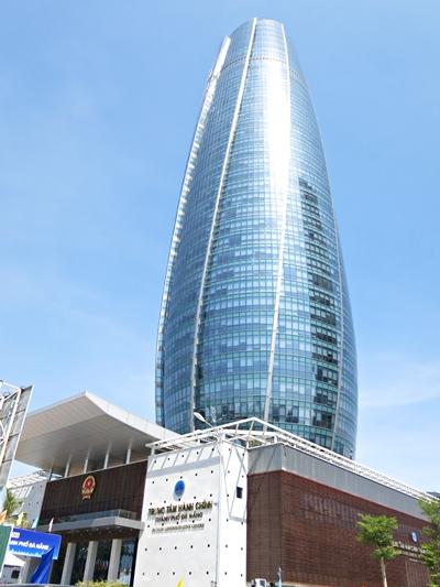 Khánh thành tòa nhà Trung tâm Hành chính TP Đà Nẵng