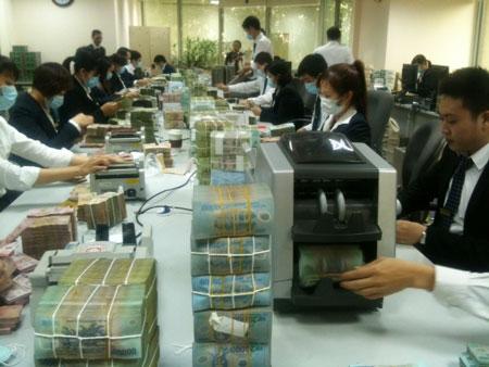 Các nhà băng giao dịch liên ngân hàng 29.444 tỷ đồng mỗi ngày