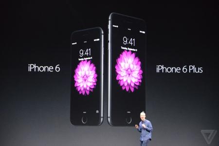 Tường thuật sự kiện Apple ra mắt iPhone 6