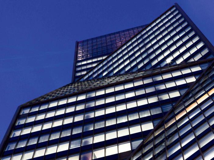 Top 10 tòa nhà đẹp nhất thế giới hiện nay