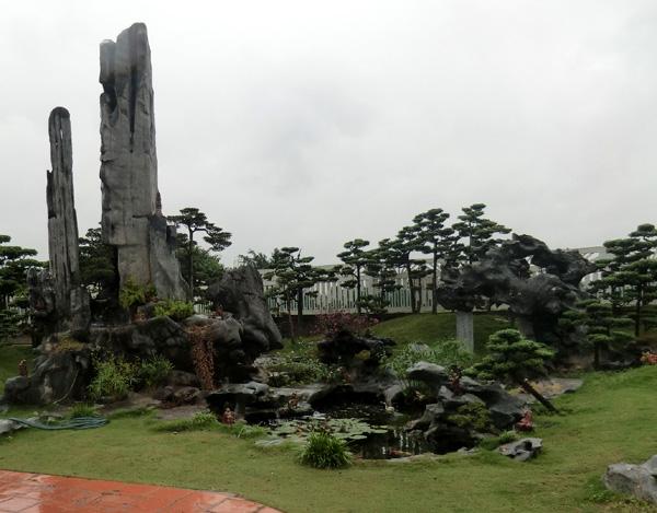 Thăm vườn thượng uyển của đại gia Việt