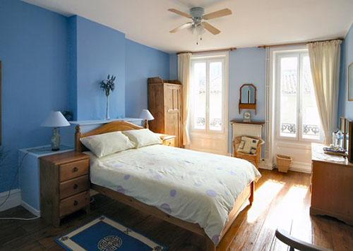 Lựa chọn màu sơn cho ngôi nhà thêm hoàn hảo
