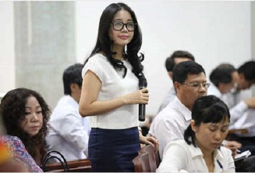 Bà Đặng Ngọc Lan