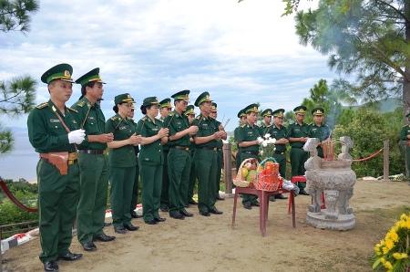 Vũng Chùa trang nghiêm trong ngày giỗ đầu Đại tướng Võ Nguyên Giáp