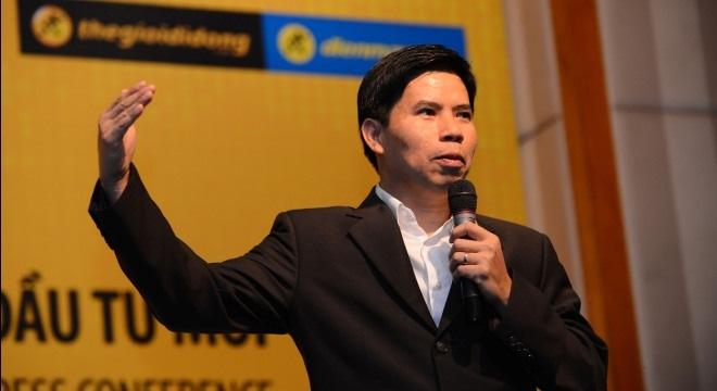Ông chủ Thegioididong lọt Top 10 người giàu nhất sàn chứng khoán