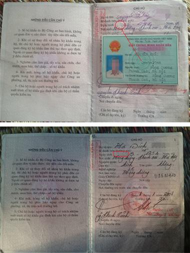 Cứ 1 lỗi ghi thiếu ngày như trên đều bị cán bộ xã Hồng Dương coi là 1 lỗi và bị phạt 100.000 đồng