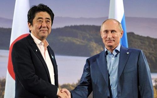 Nhật hoãn đón Putin vì Ukraine