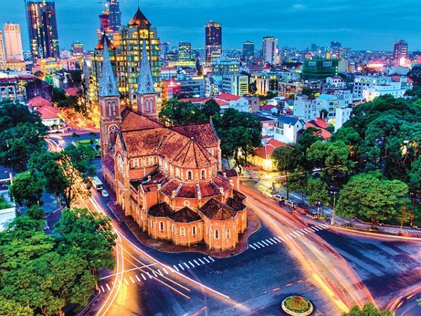 GRDP Thành phố Hồ Chí Minh vượt 28 tỷ USD trong 9 tháng