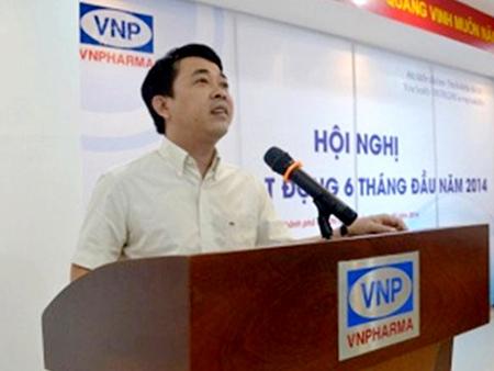 Khởi tố Chủ tịch VN Pharma Nguyễn Minh Hùng