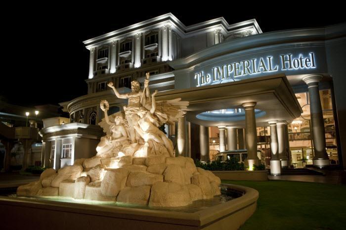 Hệ thống Khách sạn 5 sao và khu nghỉ dưỡng The Imperial Hotel Vũng Tàu