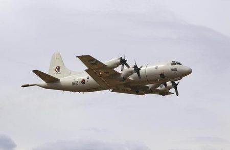 Máy bay do thám P-3.