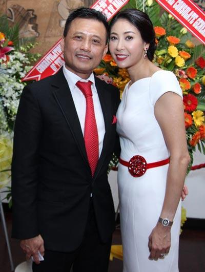 Chồng Hà Kiều Anh, đại gia nhà đất, ôtô