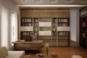 Thiết kế Phòng làm việc tại nhà