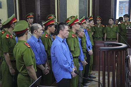 Tuyên án vụ tham nhũng tại ALC II: 3 án tử, 4 chung thân và 69 năm tù