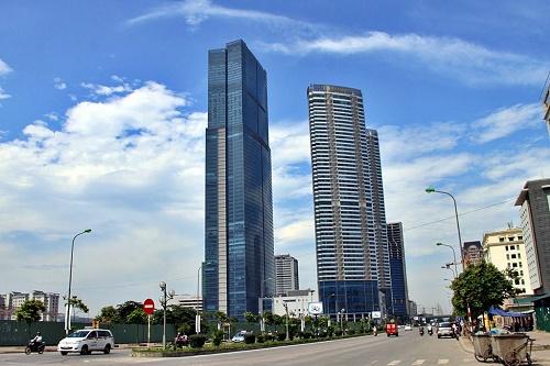 Hà Nội: Hoãn phiên tòa xử vụ kiện tại tòa nhà cao nhất Việt Nam