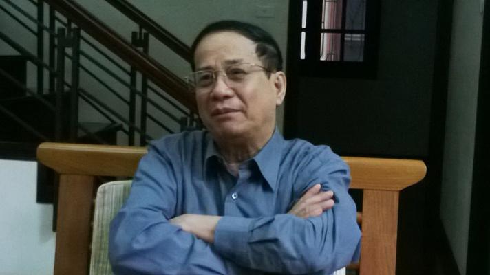PGS.TS Ngô Trí Long - Chuyên gia kinh tế. (Ảnh: Đoàn Huế)