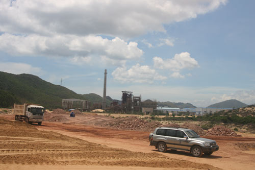 Bình Định 'nín thở' chờ siêu dự án lọc dầu