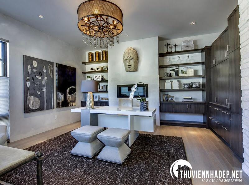 10 cách để không gian nội thất trở nên sang trọng hơn