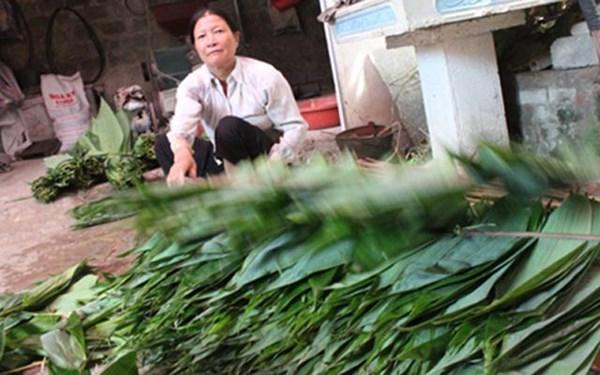 Người đàn bà nhặt lá tre mà thành... tỷ phú