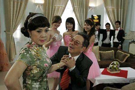 Hương Dung tiếp tục gây ấn tượng với vai bà mẹ ghê gớm trong 'Cầu vồng tình yêu'