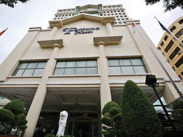 Thoái vốn bên Việt Nam tại Khách sạn Hà Nội Fortuna: Giải thoát !