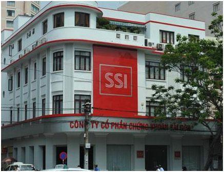 Bão giao dịch tại cổ phiếu SSI sau tin ANZ thoái vốn