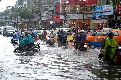 Vay ODA 3.000 tỷ đồng ứng phó với biến đổi khí hậu