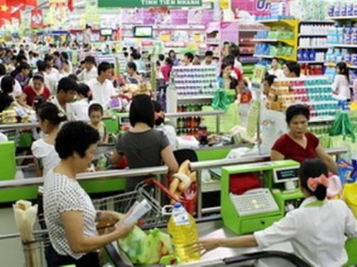 Thị trường bán lẻ: Lao xao