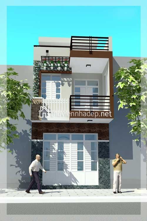 Tư vấn thiết kế nhà 2 tầng đẹp hợp phong thủy