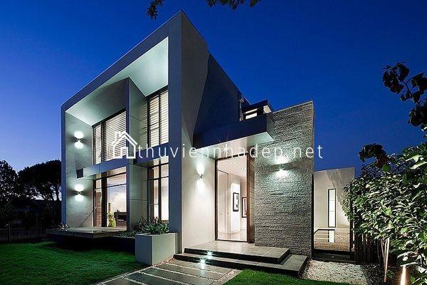 Biệt thự hiện đại tuyệt đẹp ở ngoại ô nước Úc