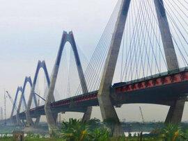 Chính thức đề xuất tên kép cho siêu cầu dây văng Nhật Tân