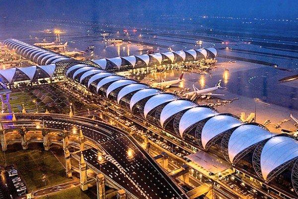 Thái Lan chi 1,57 tỷ USD mở rộng sân bay quốc tế