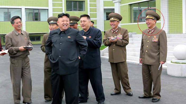Nhân vật số 2 của Triều Tiên tới Hàn Quốc