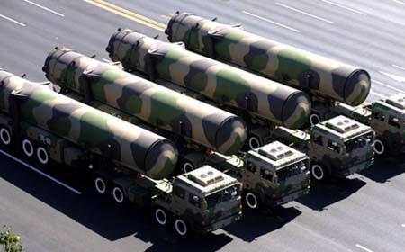 Trung Quốc thử tên lửa đạn đạo liên lục địa