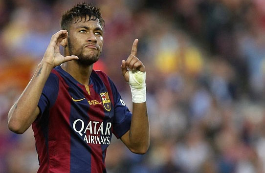 Barca đã tiêu tốn 108,5 triệu euro vì Neymar