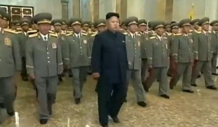 Hàn Quốc: Ông Kim Jong-un không ở Bình Nhưỡng
