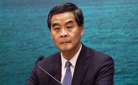 Báo Úc: Trưởng đặc khu hành chính Hồng Kông làm ăn mờ ám