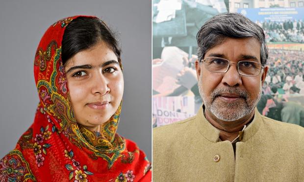 Cô gái Pakistan trở thành người trẻ nhất đoạt giải Nobel Hòa Bình