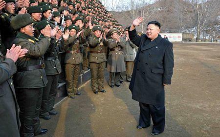 Ông Kim Jong-un vắng mặt tại lễ kỷ niệm thành lập đảng