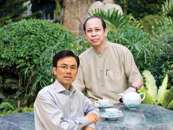Điểm mặt những gia tộc kinh doanh nổi tiếng Việt Nam - ảnh 2