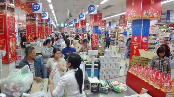 Thị trường bán lẻ: Doanh nghiệp nội chật vật chống đỡ