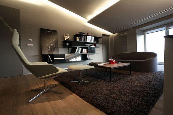 Thiết kế văn phòng nội thất hiện đại