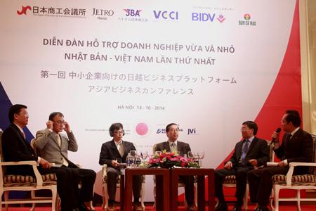 50% doanh nghiệp Nhật Bản hướng tới thị trường Việt Nam