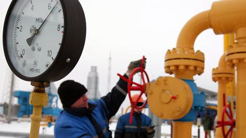 Nga tuyên bố không bán chịu khí đốt cho Ucraina