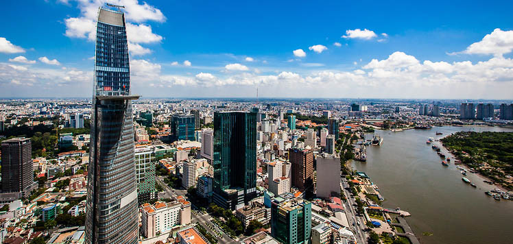 HSBC: Hệ thống ngân hàng cải thiện thúc đẩy tăng trưởng của Việt Nam hồi phục