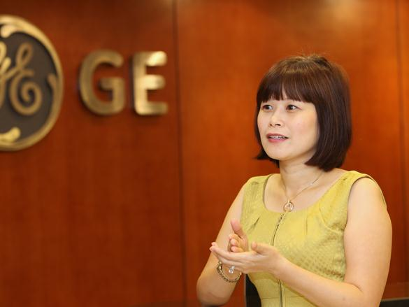 Người phụ nữ Việt trong tập đoàn lớn thứ 6 của Mỹ
