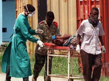 Dịch Ebola đang ảnh hưởng nghiêm trọng tới kinh tế châu Phi.